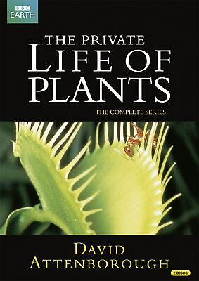 David Attenborough: The Private Life Of Plants - The Complete... [DVD] • 11.99£