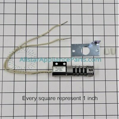 $ CDN50.68 • Buy WB2X9154  Replacement For Igniter Gas Broiler Or Oven