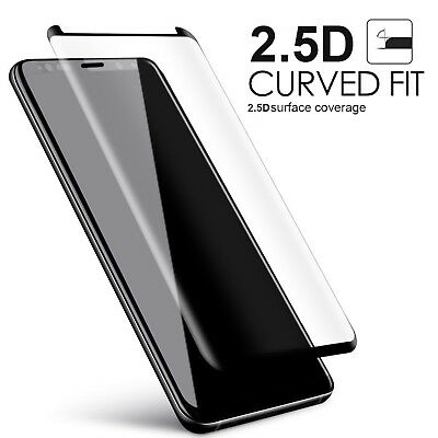 $ CDN10.99 • Buy Case Friendly Samsung Galaxy S8 S9Plus S6 Note 8 Tempered Glass Screen Protector