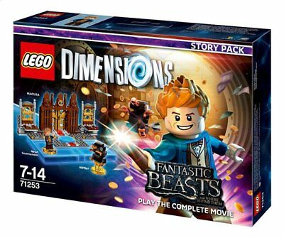 AU34.50 • Buy Lego Dimensions Story Pack Fantastic Beasts 71253 NEW & SEALED! Aus Stock