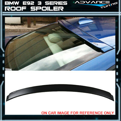 $47.24 • Buy 07-13 BMW 3 Series E92 Coupe 2Dr 2Door Unpainted ABS Rear AC Style Roof Spoiler