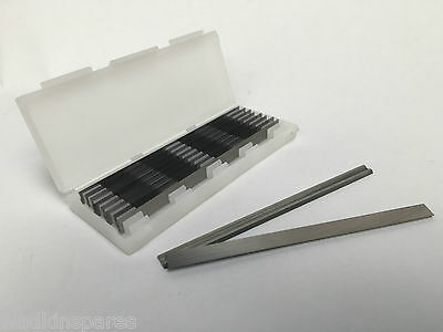 10 X 82mm HSS PLANER BLADES For Makita DKP180 18V Cordless LXT- QUALITY • 12£