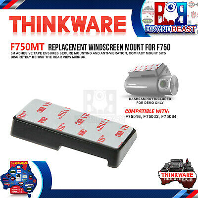 AU18.99 • Buy Thinkware F750Mt Replacement Windscreen Mount For F750