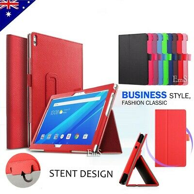 AU12.99 • Buy Premium For Lenovo Tab 4 8 / 10 / 10 Plus Inch Tablet Leather Case Cover 8  10
