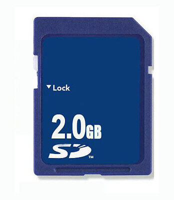 $ CDN9.15 • Buy SD 2G 2GB Memory Card Standard Secure Digital SD Card Wholesale For Camera GPS