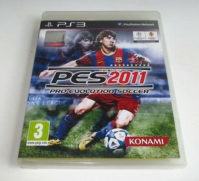 AU9 • Buy Pro Evolution Soccer 2011 - Playstaion 3 - PS3 - Complete - Edc