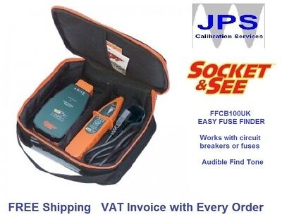 Fuse Finder Socket & See   JPST026 • 83.50£