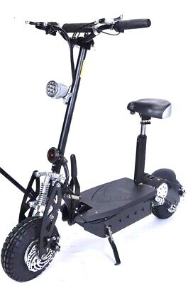 View Details Electric Scooter Powerboard Kids Adult Ride Sit On 1000W 36V Adjust EScooter  • 399.00£