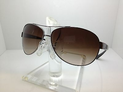 d4560008a5e Authentic Rayban Rb3386 004 13 Sunglasses 67mm Rb 3386 Gunmetal brown  Gradient • 110.88