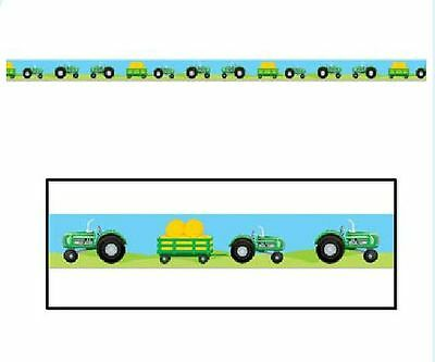 AU6.95 • Buy New Farmers Tractor  Party Theme  Tape  (1)