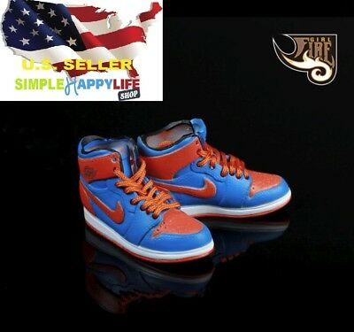 $14.16 • Buy 1/6 Man Sneakers Sport Basketball Shoes Air For Enterbay Hot Toys Phicen ❶USA❶