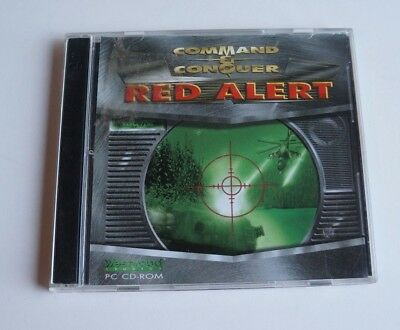 AU64.99 • Buy Command & Conquer Red Alert - PC - CD - 1996 - Edc