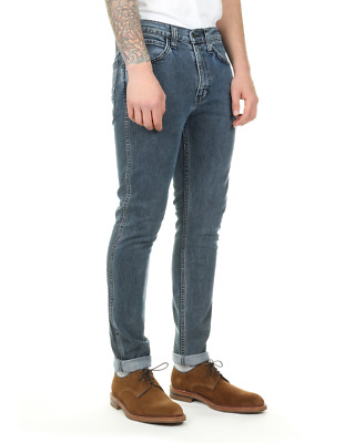 Genuine LEVIS 519 Extreme Skinny Fit Blue Underground Stretch Mens Jeans  • 99.99£