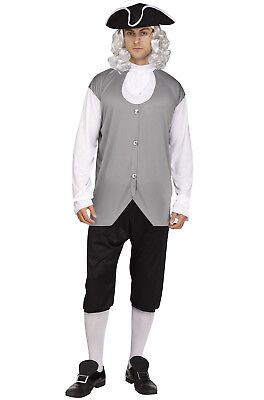 $29.99 • Buy Colonial Man - Adult Colonial Costume