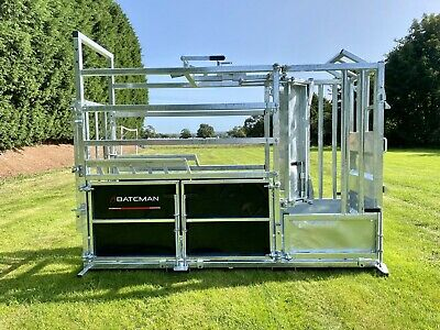 £2990 • Buy Cattle Crush / Squeeze Hybrid Bateman New 2021 Vat Included In Stock