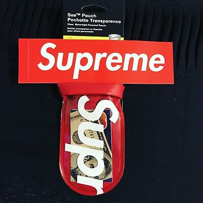 $ CDN62.65 • Buy Supreme X Northface Small Pouch.