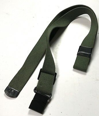 $23.96 • Buy Wwii Us M1 Garand Rifle Canvas Carry Sling-od#7