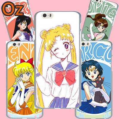 AU11 • Buy Sailor Moon Case For Sony Xperia XZ2 Premium, Painted Cute Cover WeirdLand