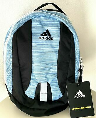 $35.95 • Buy ADIDAS DELUXE BLACK Atkins MEDIUM Backpack LARGE CAPACITY LAPTOP SCHOOL BAG
