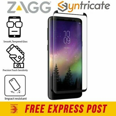 AU43.96 • Buy Zagg Invisible Shield Glass Curve Tempered Screen Protector For Galaxy S9 Plus