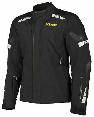 $ CDN900 • Buy KLIM Latitude Black Adventure Touring Motorcycle Jacket - Free Shipping