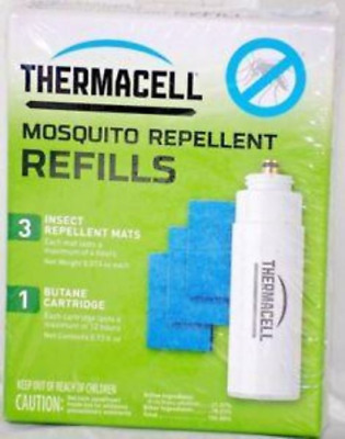 Thermacell Standard Mosquito & Midge Repeller Refill Pack • 9.50£