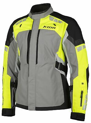 $ CDN900 • Buy KLIM Latitude Hi-Vis Adventure Touring Motorcycle Jacket - Free Shipping