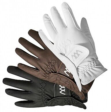 £22.95 • Buy Woofwear Competition Riding Gloves - New
