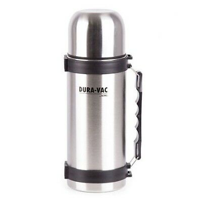 AU32.59 • Buy New THERMOS Dura-Vac Stainless Steel Vacuum Insulated Flask 1.0 Litre Free Post