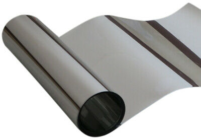 Mirror One Way Reflective Silver Window Tint Film Sticky Backed Tint • 9.89£
