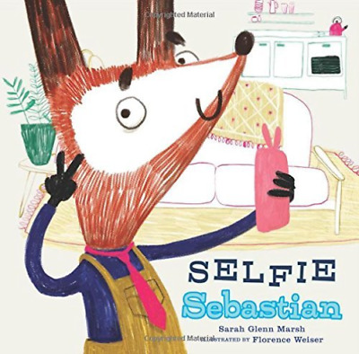 AU23.06 • Buy Sarah Glenn Marsh-Selfie Sebastian  (UK IMPORT)  BOOK NEW