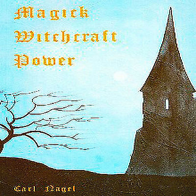 £49.99 • Buy MAGICK WITCHCRAFT POWER By Carl Nagel Finbarr Books, Occult, Magic, Witch Wicca