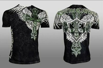 $23.99 • Buy XTREME COUTURE By AFFLICTION LONG VIEW Men's T-Shirt
