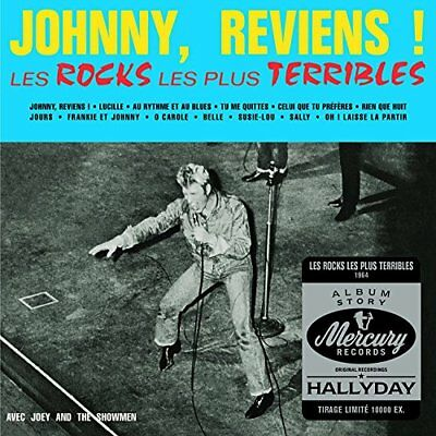 AU23.45 • Buy Johnny Hallyday - Les Rocks Les Plus Terribles [CD]