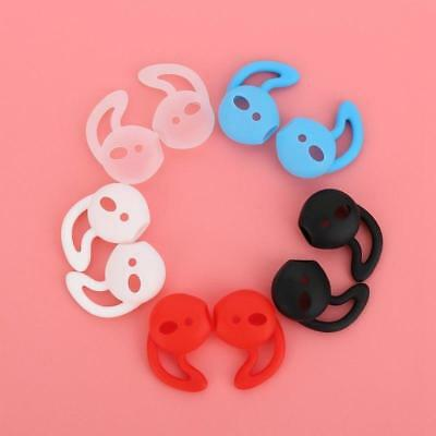 AU3.65 • Buy 1 Pair Airpods Earpod Ear Hook Cover For Apple Airpods Earbuds Ear Tips Silicone