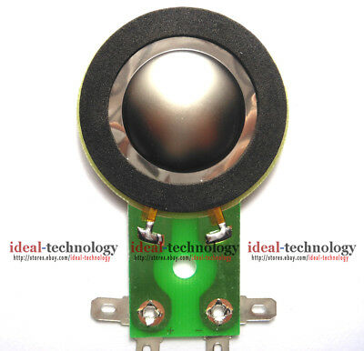 $9.99 • Buy Replacement Mackie Diaphragm For THUMP TH15A & 12A, DC10/1501 Driver Tweeter 8 Ω