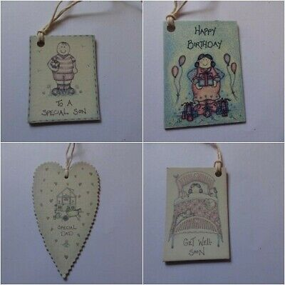 £1.99 • Buy East Of India Card Strung Gift Tag