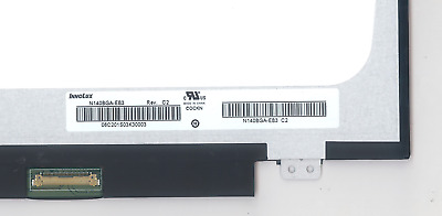 AU91.20 • Buy New N140BGA-EB3 Glossy HD Screen Replacement For Laptop LCD LED Display 30pins