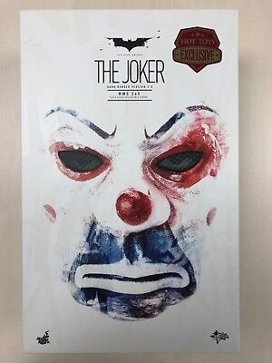 $ CDN808.45 • Buy Hot Toys MMS 249 Batman The Dark Knight The Joker (Bank Robber Version 2.0) NEW