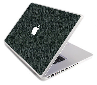 $9.99 • Buy LEATHER Vinyl Lid Skin Cover Decal Fits Apple MacBook Pro 13 A1278  Laptop