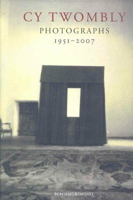 £64.25 • Buy Cy Twombly : Photographs 1951-2007, Hardcover By Twombly, Cy; Glozer, Laszlo,...