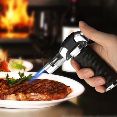 Butane Gas Micro Blow Torch Lighter Welding Soldering Brazing Refillable Tool UK • 6.99£
