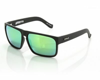AU59.99 • Buy Carve Vendetta Matt Black Iridium Sunglasses Mens