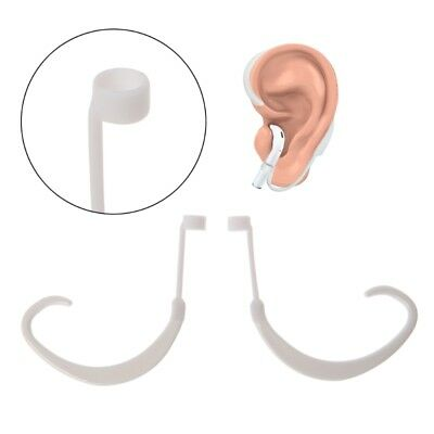 $ CDN4.22 • Buy Anti-lost Ear Hooks Protective Headset Hook Secure For Apple Airpods Earphones