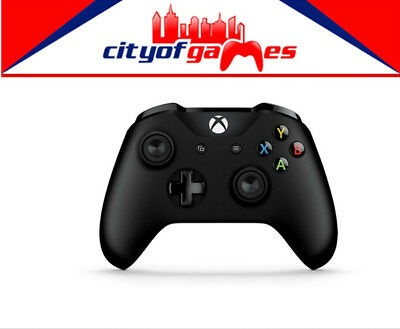 AU88.95 • Buy Genuine Xbox One Black Wireless Controller Brand New