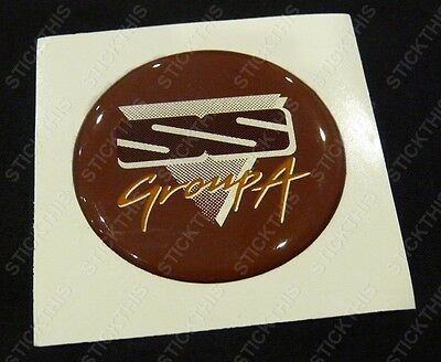 AU48.60 • Buy Suits Holden HSV SV VN Group A SS - Decal/Badge. Steering Wheel Horn Badge