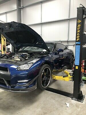 2 Post Lift /car  Vehicle Ramp  4t, Two Post/auto Release Inc. Install • 2,634£