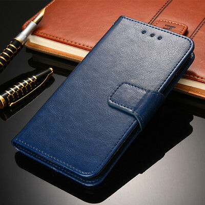 AU7.39 • Buy For Sony Xperia XA2 XZ2 Z3 Z4 Z5 Luxury Magnetic Leather Wallet Flip Cover Case