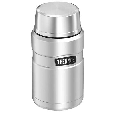 AU49.99 • Buy Thermos Stainless King 710ml Vacuum Insulated Food Jar  Stainless Steel