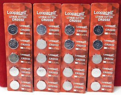 $ CDN22.09 • Buy Snark Guitar Bass Tuner Replacement Battery Loopacell Package Of 20 NEW Fresh